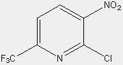 2-cloro-3-nitro-6-(trifluoromethyl) pyridine 117519-08-1