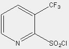 3-三氟甲基吡啶-2-磺酰氯 104040-75-7