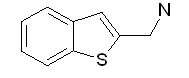 1-苯并噻酚-2-基甲胺 6314-43-8