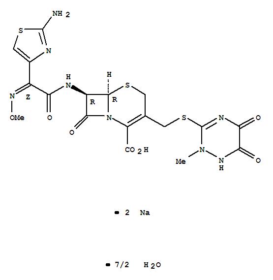 Ceftriaxone Sodium 104376-79-6