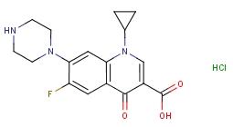 Ciprofloxacin HCl 93107-08-5;86483-48-9