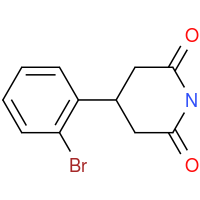 99983-26-3 4-(2-bromophenyl)piperidine-2,6-dione