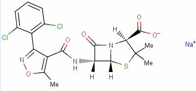 DI-CLOXACILLIN SODIUM 343-55-5