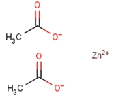 Zinc acetate anhydrous 557-34-6