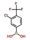 847756-88-1 3-Chloro-4-(trifluoromethyl)phenylboronic acid
