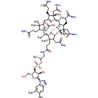 Hydroxocobalamin acetate 22465-48-1