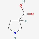 59378-87-9 PYRROLIDINE-3-CARBOXYLIC ACID