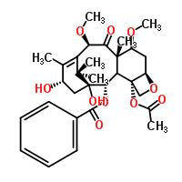 183133-94-0 (2α,3ξ,5β,7β,10β,13α)-4-Acetoxy-1,13-dihydroxy-7,10-dimethoxy-9-oxo-5,20-epoxytax-11-en-2-yl benzoate