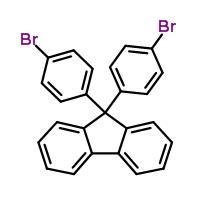 128406-10-0 9,9-Bis(4-bromophenyl)-9H-fluorene