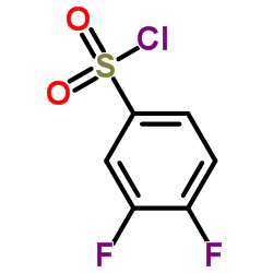 3,4-二氟苯磺酰氯 145758-05-0