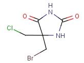 Bromochloro-5, 5-dimethylimidazolidine-2, 4-dione 32718-18-6
