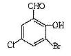 3-Bromo-5-chloro-2-hydroxybenzaldehyde 19652-32-5