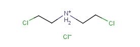 双(2-氯乙基)胺盐酸盐 821-48-7