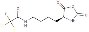 N-(4-(2,5-二氧代-4-恶唑烷基)丁基)-2,2,2-三氟乙酰胺