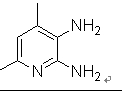50850-16-3 4,6-DIMETHYLPYRIDINE-2,3-DIAMINE