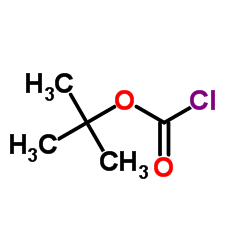 氯甲酸叔丁酯 24608-52-4