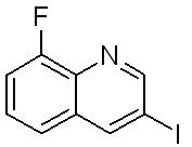866782-59-4 8-Fluoro-3-iodoquinoline