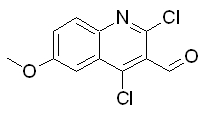 151772-24-6 2,4-Dichloro-6-methoxy-3-quinolinecarboxaldehyde