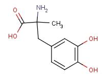 DL-Methyldopa 555-29-3