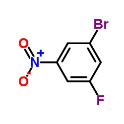7087-65-2 1-bromo-3-fluoro-5-nitrobenzene