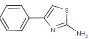 2010-06-2 4-phenylthiazol-2-amine