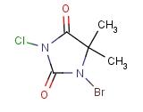 1-BROMO-3-CHLORO-5,5-DIMETHYL HYDANTOIN 16079-88-2