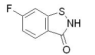 159803-11-9 6-Fluoro-1,2-benzoisothiazol-3(2H)-one