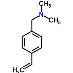 2245-52-5 (4-ethenylphenyl)-N,N-dimethylmethanaminium