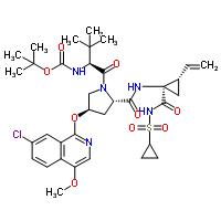 Asunaprevir 630420-16-5