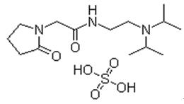 72869-16-0 Amacetam sulfate