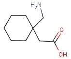 Gabapentin 60142-96-3