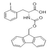 Fmoc-D-2-碘苯丙氨酸 478183-65-2
