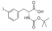 Boc-D-3-碘苯丙氨酸 478183-66-3