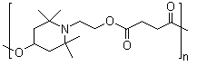 Poly-(N-β-hydroxyethyl-2,2,6,6-tetramethyl-4-hydroxy-piperidyl)succinate 65447-77-0