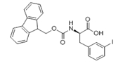Fmoc-D-3-碘苯丙氨酸 478183-67-4