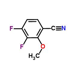 3,4-二氟-2-甲氧基苯腈 886496-72-6
