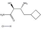 1036931-36-8 3-amino-4-cyclobutyl-2-hydroxybutanamide hydrochloride