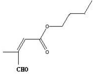 54145-95-8 3-formyl crotonic acid butylester