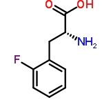 97731-02-7;122839-51-4 2-fluoro-D-phenylalanine