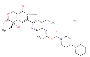 盐酸伊立替康 100286-90-6