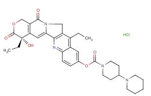 Irinotecan HCl 100286-90-6