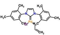 烯丙基氯化[1,3-双(2,4,6-三甲基苯基)咪唑-2-亚基]钯 478980-04-0