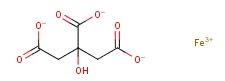 3522-50-7;28633-45-6;6043-74-9 ferric citrate