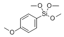 35692-27-4 P-methoxyphenyltrimethoxysilane