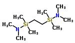 1,2-双[(二甲氨基)二甲硅基]乙烷 91166-50-6