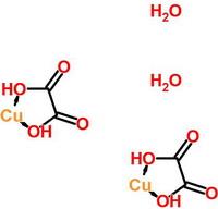 814-91-5;5893-66-3 Copper(II)oxalate hemihydrate