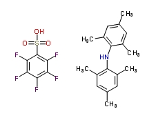 850629-65-1 Dimesitylammonium Pentafluorobenzenesulfonate