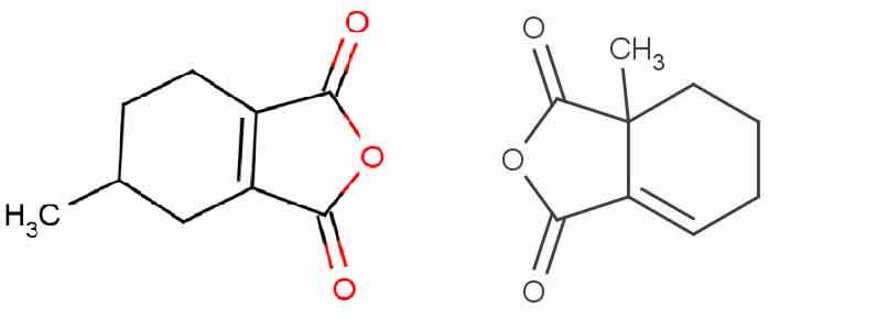 2-甲基四氢邻苯二甲酸酐 11070-44-3;19438-64-3;34090-76-1