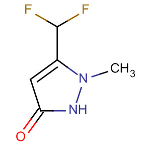 121303-75-1 5-(difluoromethyl)-1-methyl-1H-pyrazol-3-ol