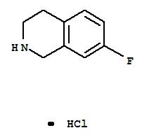 799274-06-9 7-Fluoro-1,2,3,4-tetrahydroisoquinoline hydrochloride